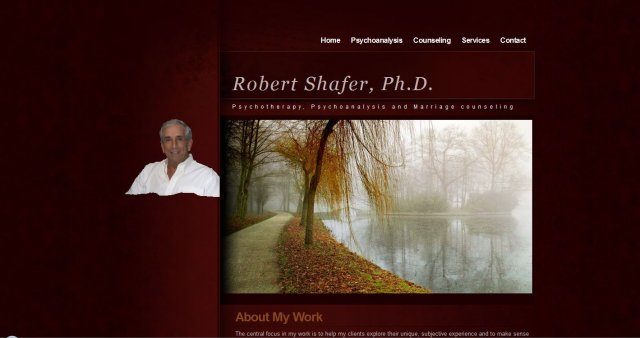Robert Shafer Phd